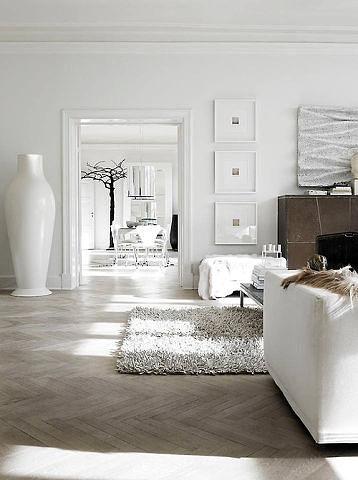 malířské práce praha - bílý pokoj